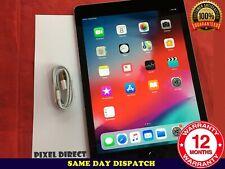 Apple iPad Air 2 128GB, Wi-Fi + 4G (Unlocked) 9.7in - Space Grey iOS 12