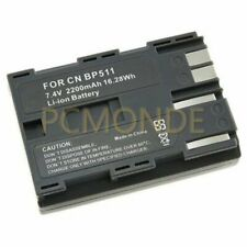 Replacement Li-Ion Battery for Canon BP-511 (pp)
