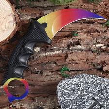 CSGO Real Karambit Counter-Strike Global Offensive Doppler Tactical Knife CS GO
