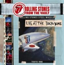 Rolling Stones 4 X LP DVD Live From The Vault Tokyo 1990 Set Pro Sheet
