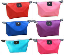 [COSMETIC] COSMETIC POUCH 1 + 1 (7Colors, Pink one)