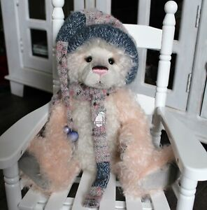 Charlie Bears Toastie Limited Edition with pin