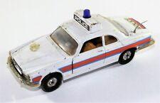 Corgi Toys No 429 Jaguar XJ12C Police Diecast Car - Made In Great Britain A12