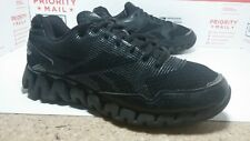 Pre Owned Used Reebok Zig Tech Athletic Running Shoes Mens Sz 10 - Fast Ship -