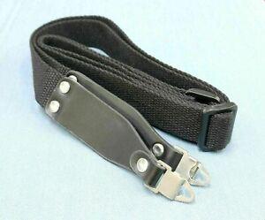 New Neck Strap For Pentax P67 P645 Black Adjustable