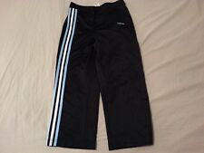 Womens adidas Pants S Small Black Running Workout