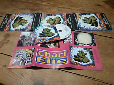 CHARLELIE COUTURE - SOUDE SOUDES!! RARE PLAN MEDIA LUXE + CD PROMO!!!!!!!!!!!!!!