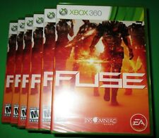 Lot of 6 Fuse Microsoft Xbox 360  *Factory Sealed! *Free Shipping!
