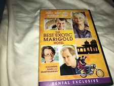 The Best Exotic Marigold Hotel DVD Movie Widescreen