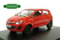 BNIB OO GAUGE OXFORD 1:76 76VC003 Vauxhall Corsa Red Car