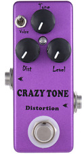 MOSKY CRAZY TONE PEDAL SUHR RIOT DISTORTION