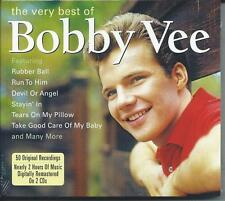 Bobby Vee - The Very Best Of [Greatest Hits] 2CD NEW/SEALED