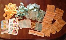 HUGE Lot Trading Stamps S & H Green, Yellow TV, King Korn Books & 1000's Loose+