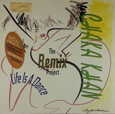 "Chaka Kahn Life Is A Dance 12"" Maxi  k380  washed - cleaned"