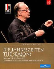 Haydn: Die Jahreszeiten & The Seasons [Blu-ray], New DVDs