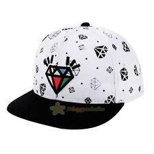 Unisex Kids Boys Girl Cool Hip-Hop Hats Sports Snapback Baseball Caps Adjustable