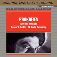MOFI 4003 | Prokofiev - St. Louis Symphony - Ivan The Terrible MFSL SACD oop