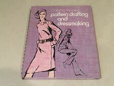 New listing Dorothy Moore's Pattern Drafting And Dressmaking Book Vintage 70's Clothing