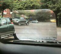 Wide Angle Rear View PVC Magnifying Reversing Lens   Van Truck Lorry Minibus Bus