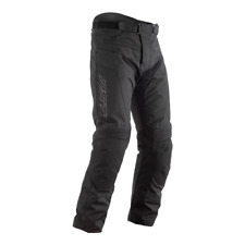 RST Syncro CE Motorcycle Motorbike Textile Trousers Black Short/Reg/Long Leg