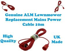 QUALCAST GT2541 GT2551 GT2551X GENUINE ALM REPLACEMENT MAINS POWER CABLE 10M