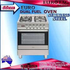 Euro Appliances 60cm Dual fuel Freestanding Oven ESD600EUSX RRP$1899.00