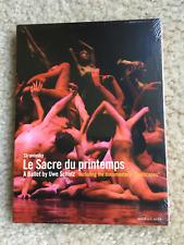 New! (Dvd) Stravinsky: Le Sacre Du Printemps Ballets Uwe Scholz Multiple Opera