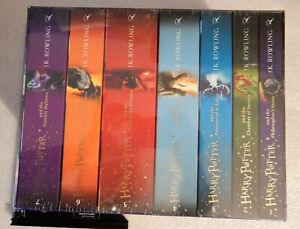 NEU Harry Potter BOX Complete Collection 1-7 Bücher englisch Taschenbuch OVP