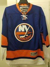 REEBOK NHL NEW YORK NY ISLANDERS PREMIER JERSEY 7185A MEN'S SZ LARGE (L)