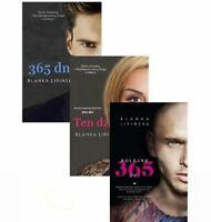 Saga 365 DNI libros digitales en español 3 Libros P.D.F Alta Resolucion