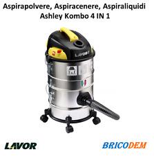 Aspiracenere Lavor Ashley Kombo (4 in 1) aspirapolvere-aspiraliquidi, 1200 watt