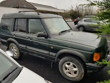 Landrover Discovery V8 Gas Converted needs key programming starts and drives