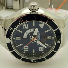 RUSSIAN AMPHIBIAN (# 440795 BLACK SEA )  AUTO DIVER MECHANICAL WATCH (BRAND NEW)