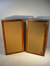 New ListingSpectacular Vintage Ar 3 Speakers Cases Near Mint Serviced Original Paperwork