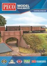 Peco CAT4 Peco Model Railway Catalogue 2018