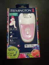New Remington EP7010 Women's Total Coverage Epilator Tweezing Legs Hair Removal