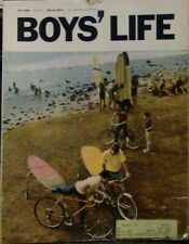 Boys' Life Magazine: July, 1968 Issue-BSA/Boy Scouts