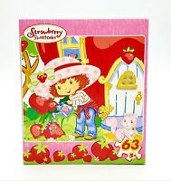 NEW RoseArt Strawberry Shortcake Growing Sweeter 63 PC Jigsaw Puzzle 86463 2005