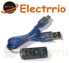 EL0111 Nano V4.0 ATMEGA328P CH340 compatible Arduino + Cable USB CH340G