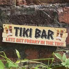 Rectangle Vintage/Retro Bar & Pub Decorative Plaques & Signs