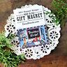 DecoWords USA Gift Fridge Magnet *Teachers Rule School Preschool Elementary New
