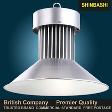 VAT INC Premium LED High Bay Light COB 100W Warehouse Commercial Industrial Lamp