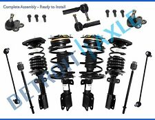 """New 12pc Complete Front and Rear Quick Install Strut Kit- Fits 16"""" ONLY - No GXP"""