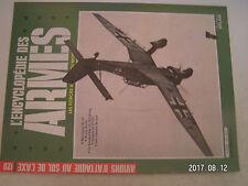 **a2 Encyclopédie des armes N°120 Avions d'attaque au sol de l'Axe