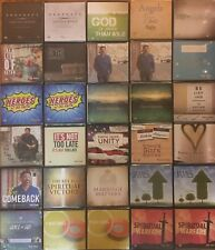Pick 9 Tony Evans CD's Spiritual Warfare, Prophecy & our World Vol 1 & 2, & more