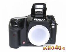 Pentax k10d ✯ semi professionale ✯ 42000 clic/inquadrature WR ✯ ✯ 10,2 MP ✯ DSLR SDM ✯ ✯