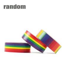 15mm Washi Paper Decorative Scrapbook Masking Rainbow Tape School Supplies