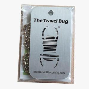 Groundspeak TB Travel Bug Travelbug® Dog Tag Geocaching
