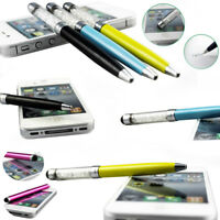 5x Capacitive Touch Screen Stylus Pen For All iPad Phone PC Tablets Universal US