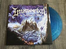 Immortal At The Heart Of Winter Vinyl Record Black Metal